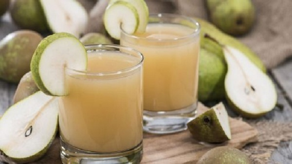 طريقة عمل عصير الكمثري