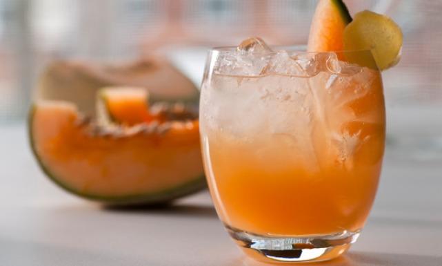 طريقة عمل عصير الشمام