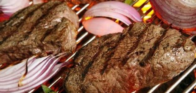 طريقة عمل لحم تندرلوين مشوي