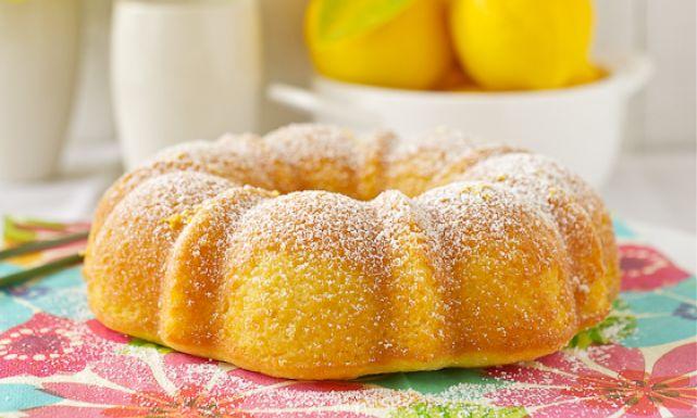 طريقة عمل كيك الليمون