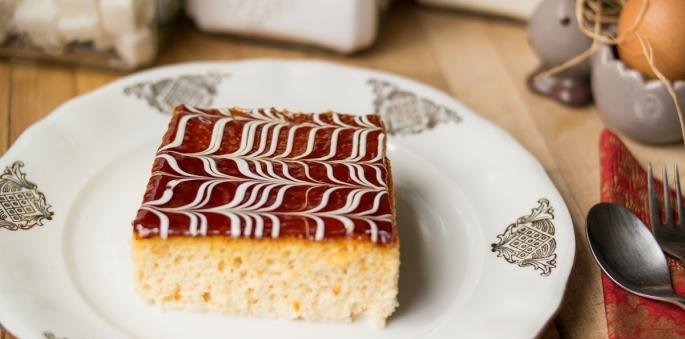 طريقة عمل حلوى الترليتشا التركية