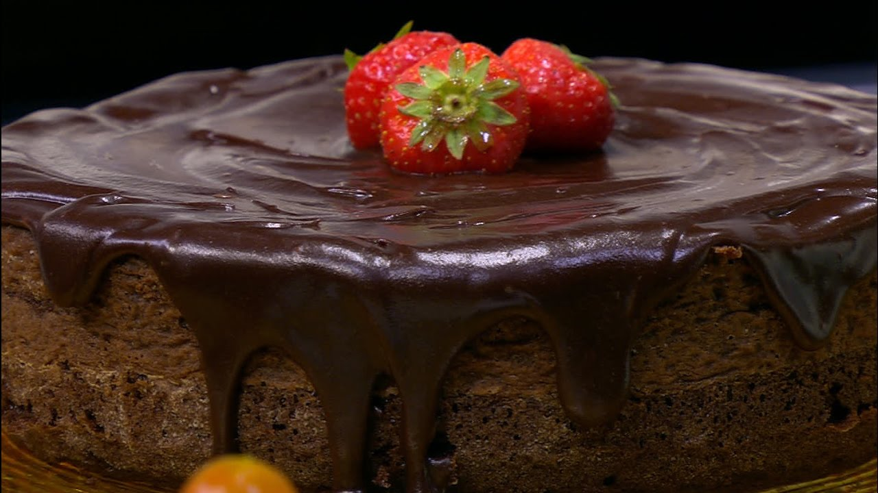 طريقة عمل كيكة الشوكولاتة بالشوفان